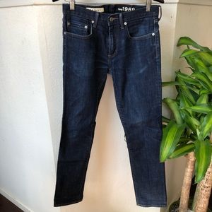 GAP 1969 Skinny Jeans Size 30x30